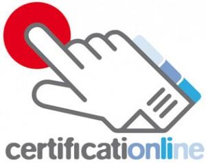 certifivati on-line