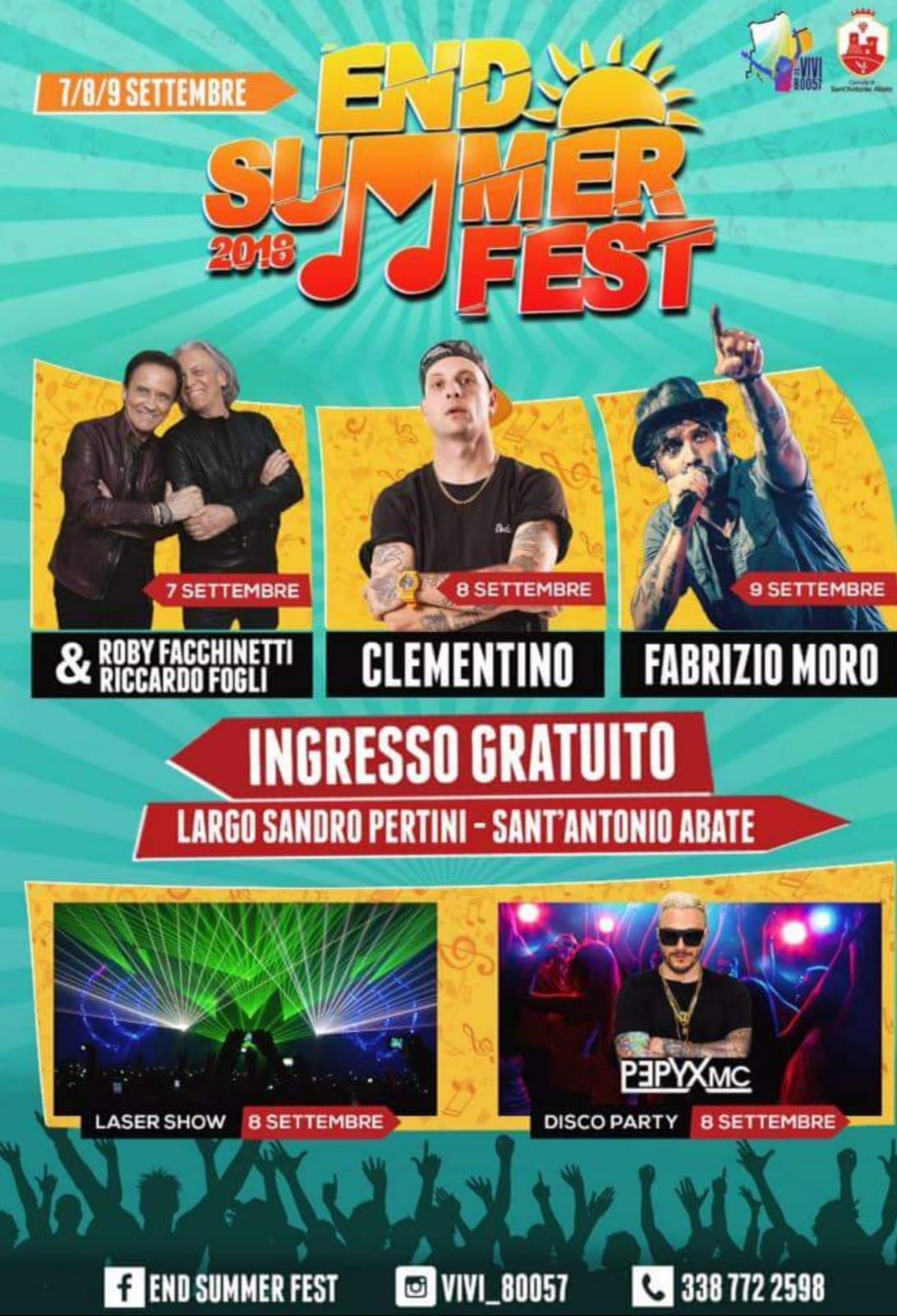 End Summer Fest 2018
