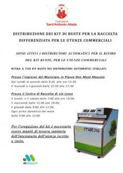 kit utenze commerciali