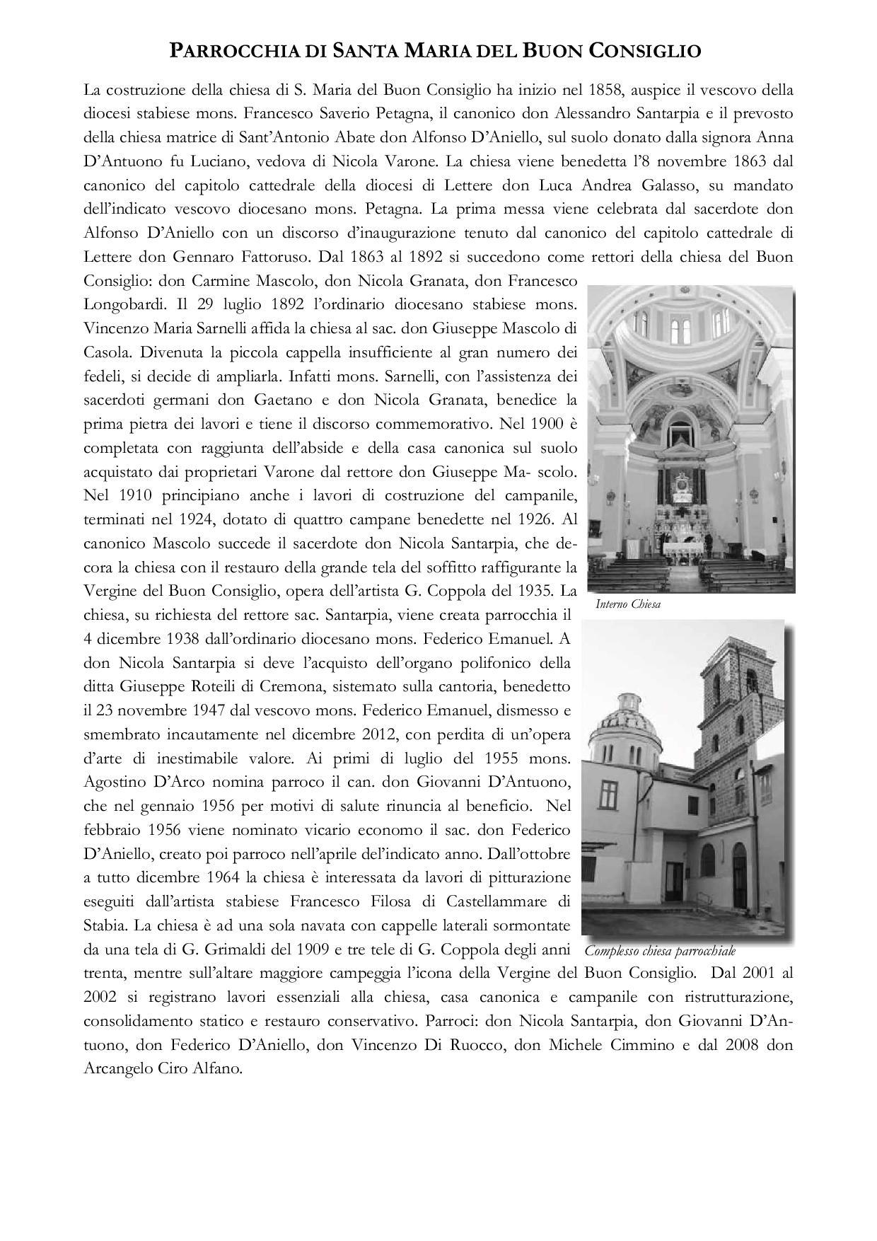Parrocchia di Santa Maria del Buon Consiglio