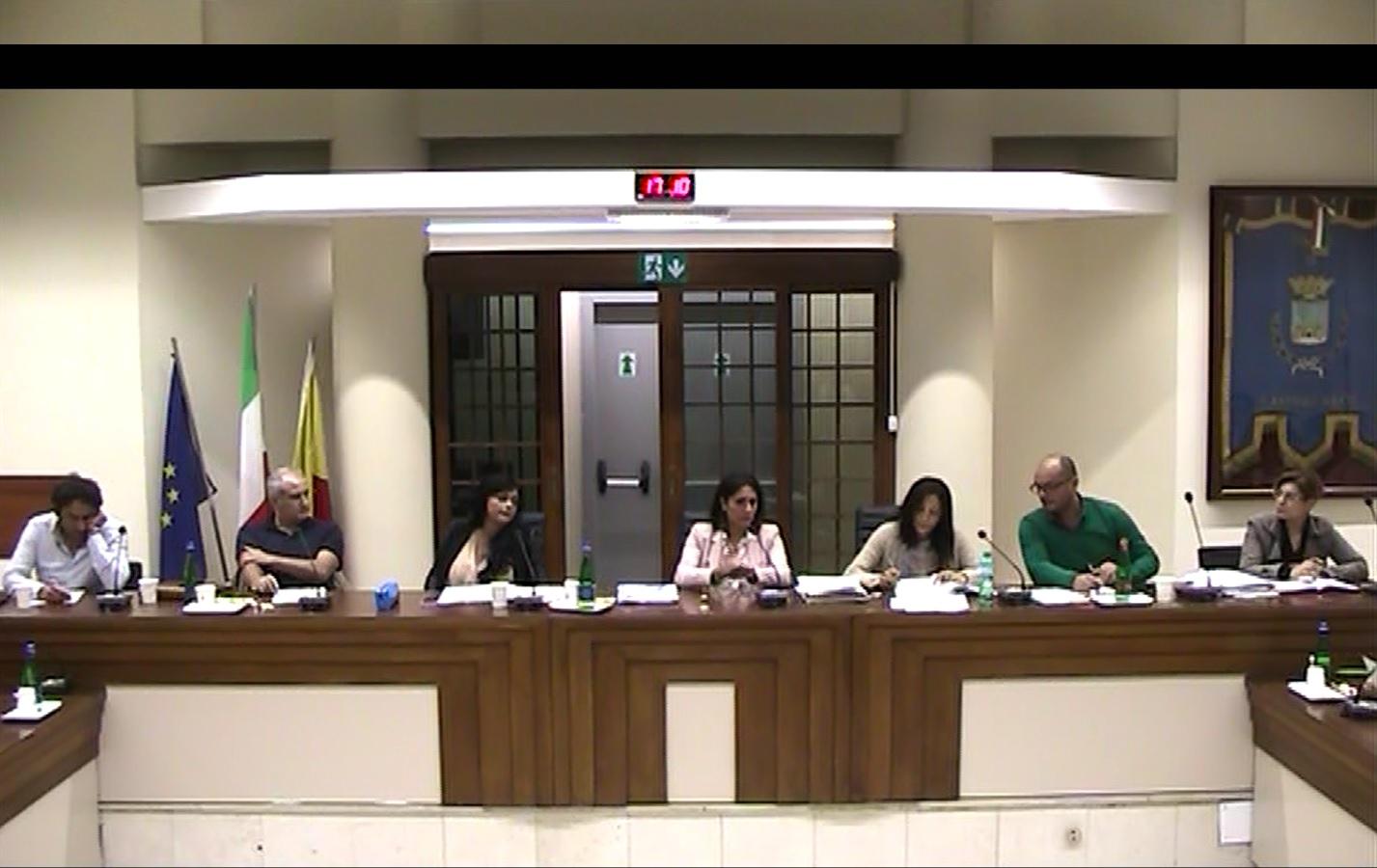 consiglio comunale del 17 ottobre 2019