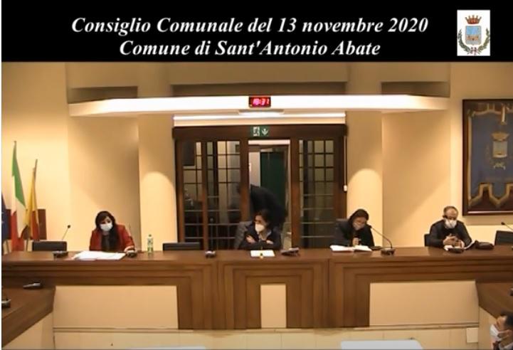 consiglio 13 novembre 2020